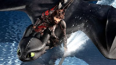 How to Train Your Dragon: The Hidden World Wallpapers