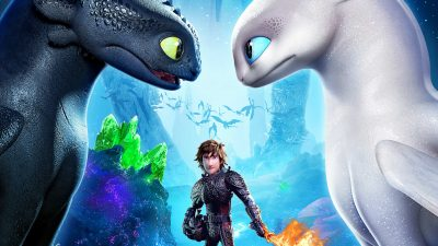How to Train Your Dragon: The Hidden World widescreen wallpapers