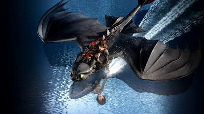 How to Train Your Dragon: The Hidden World Widescreen