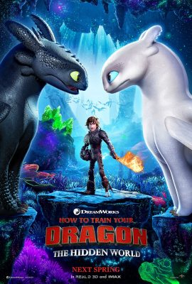 How to Train Your Dragon: The Hidden World High