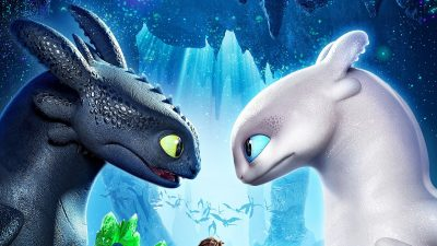 How to Train Your Dragon: The Hidden World Screensavers