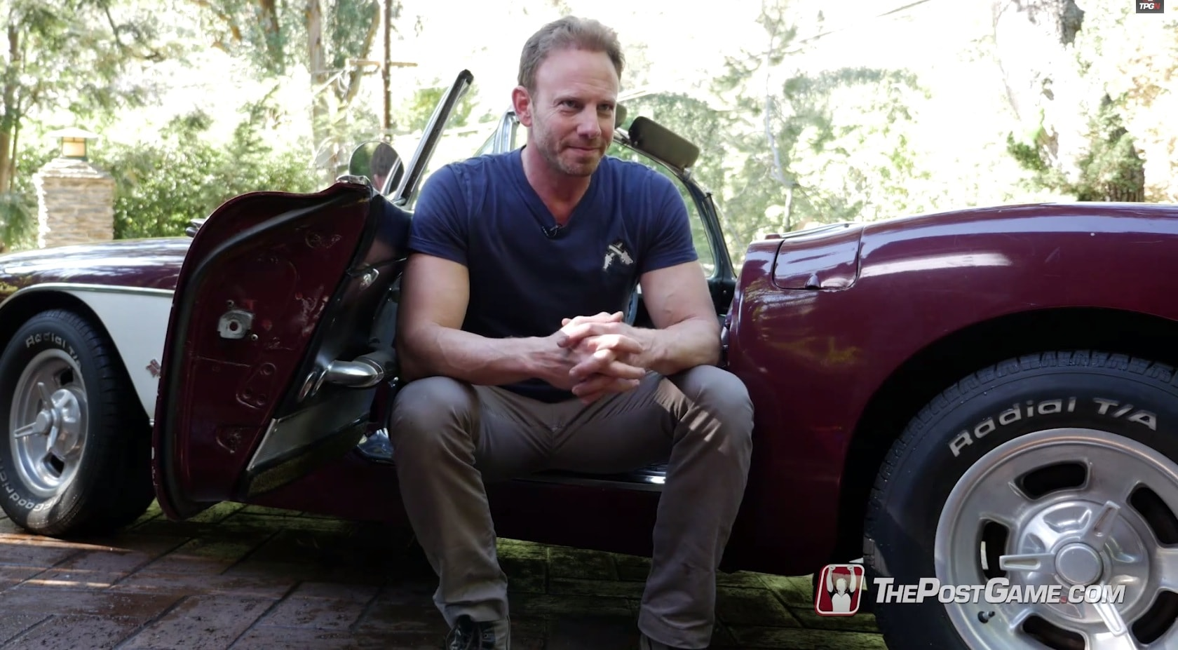 Ian Ziering Wallpaper