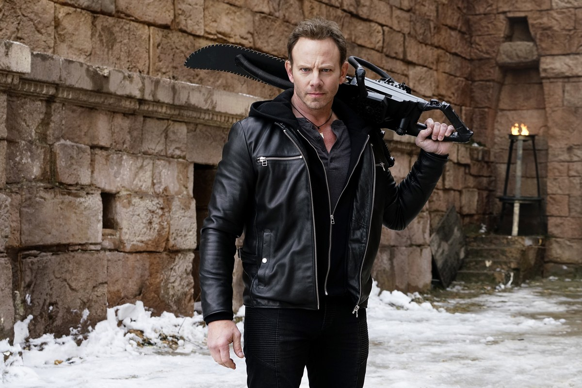 Ian Ziering Widescreen for desktop