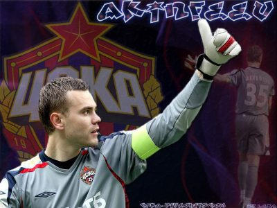 Igor Akinfeev HD pictures