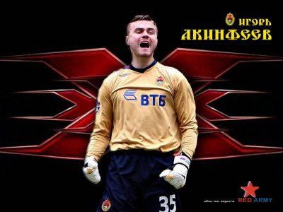Igor Akinfeev Backgrounds