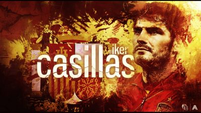 Iker Casillas HD
