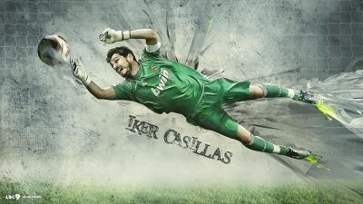 Iker Casillas Screensavers