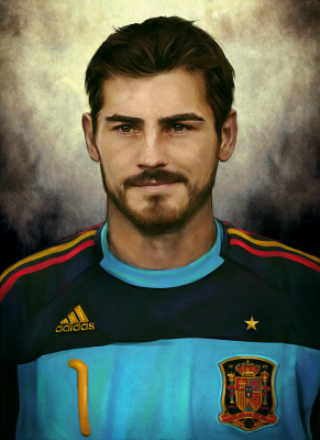 Iker Casillas For mobile