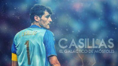 Iker Casillas Background