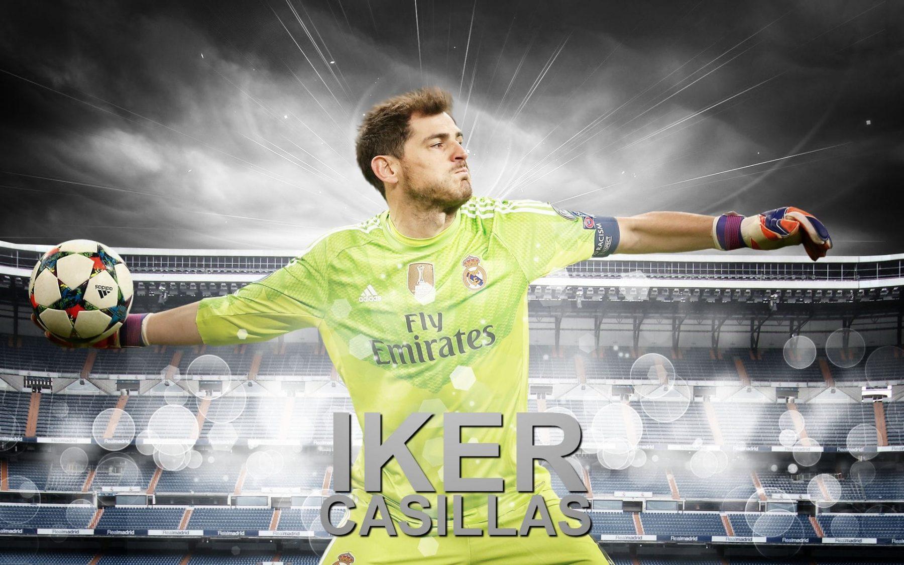 Iker Casillas HD Pics Wallpapers Hd