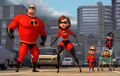 Incredibles 2 Wallpapers