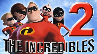 Incredibles 2 High