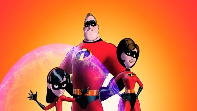 Incredibles 2 Widescreen for desktop