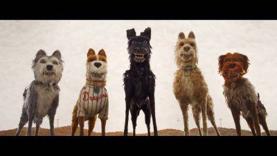 Isle of Dogs Backgrounds
