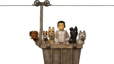 Isle of Dogs Background