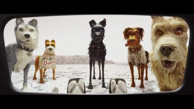 Isle of Dogs Widescreen