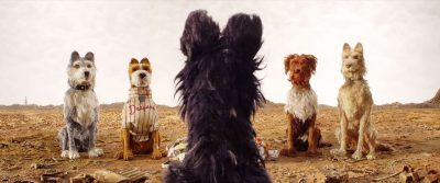 Isle of Dogs Widescreen for desktop
