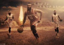 James Harden Screensavers