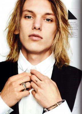 Jamie Campbell Bower Free
