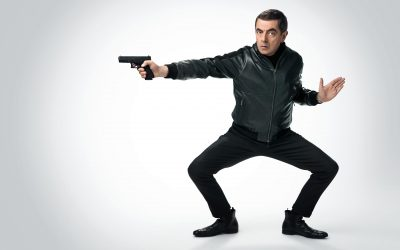 Johnny English 3 HD pictures