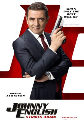 Johnny English 3 For mobile