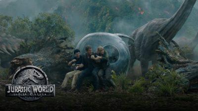 Jurassic World: Fallen Kingdom Pictures