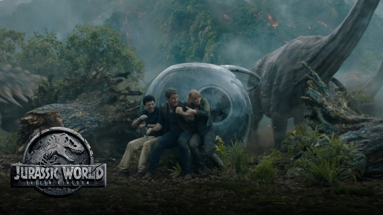 Jurassic World Fallen Kingdom Hd Wallpapers 7wallpapers Net