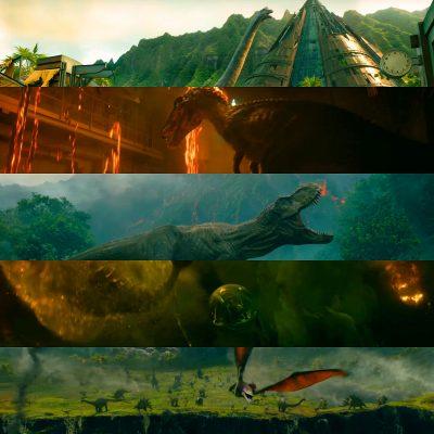 Jurassic World: Fallen Kingdom HQ wallpapers