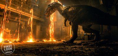 Jurassic World: Fallen Kingdom Widescreen