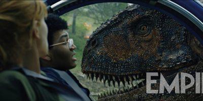 Jurassic World: Fallen Kingdom Free