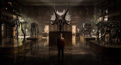 Jurassic World: Fallen Kingdom Background