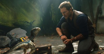 Jurassic World: Fallen Kingdom Screensavers