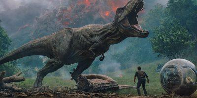 Jurassic World: Fallen Kingdom Wallpaper