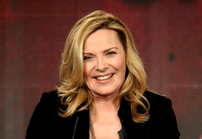 Kim Cattrall widescreen wallpapers