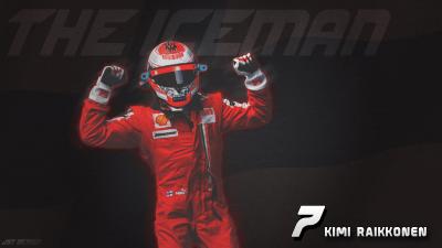 Kimi Raikkonen HD pics