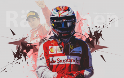 Kimi Raikkonen Screensavers