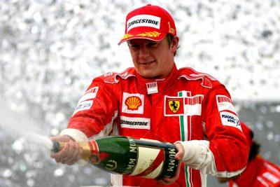 Kimi Raikkonen Pictures