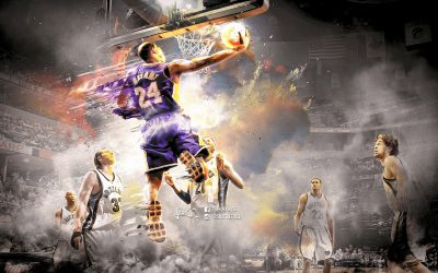 Kobe Bryant Widescreen for desktop