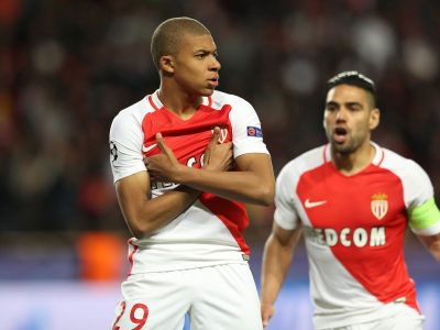 Kylian Mbappe widescreen wallpapers