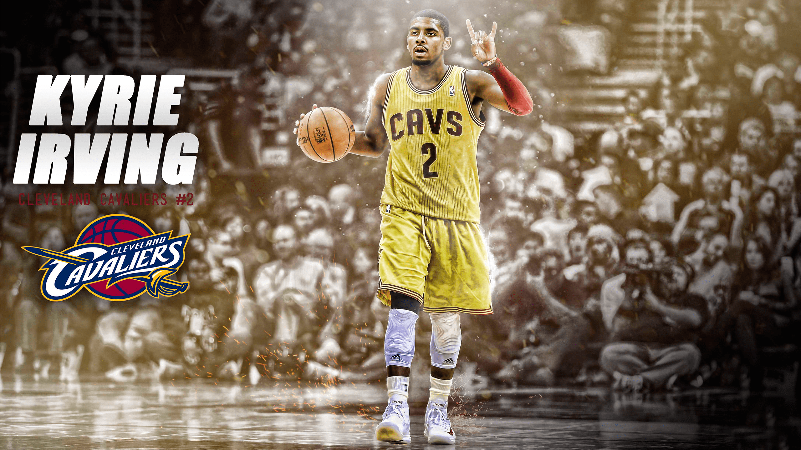 Kyrie Irving widescreen wallpapers