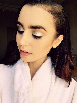 Lily Collins High