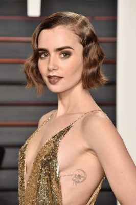 Lily Collins Free