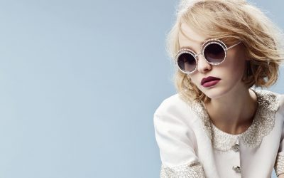 Lily-Rose Melody Depp Widescreen