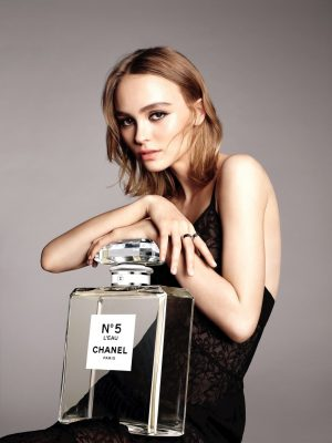 Lily-Rose Melody Depp High