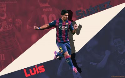 Luis Suarez Wide wallpapers