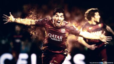 Luis Suarez High