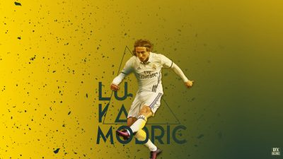 Luka Modric Pictures