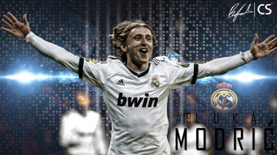 Luka Modric Widescreen for desktop