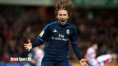 Luka Modric High