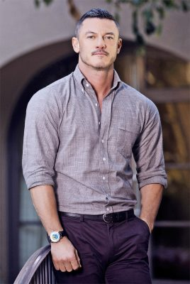 Luke Evans HD pictures